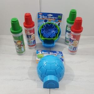 ideal Other - Outdoor fun in the snow (Snow Markers,Snow Shapes